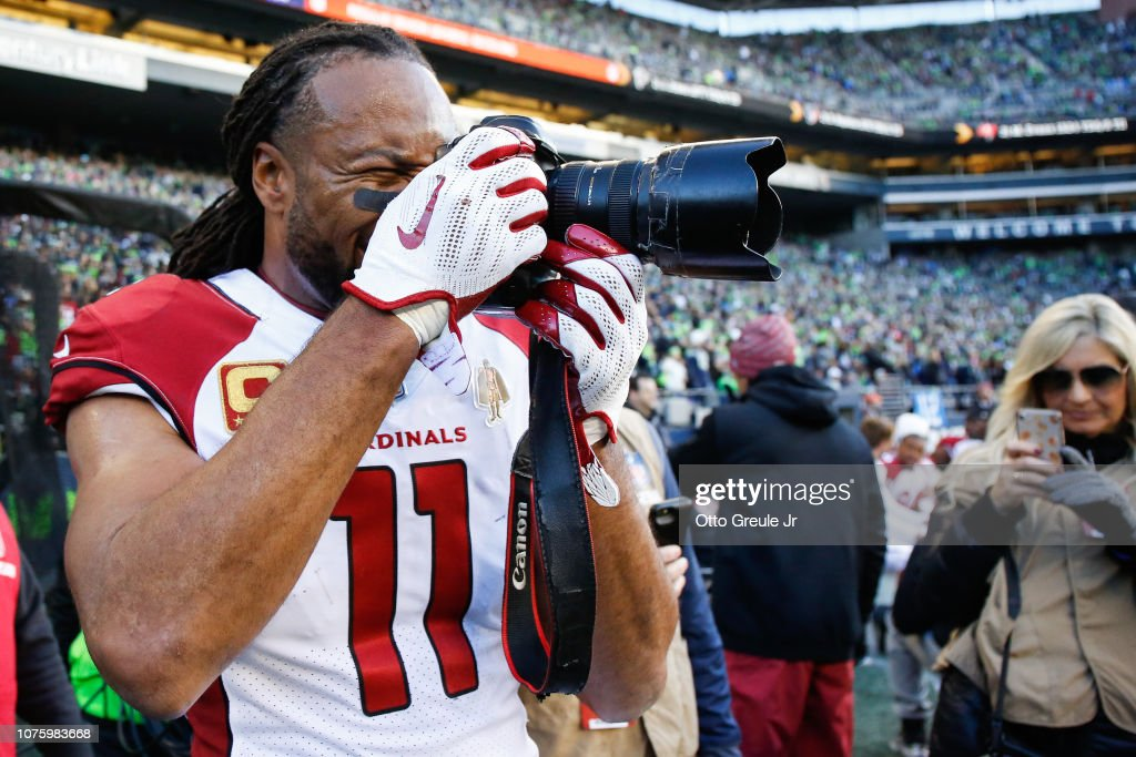 Arizona Cardinals v Seattle Seahawks : Nachrichtenfoto