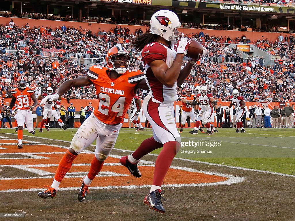Arizona Cardinals v Cleveland Browns : News Photo