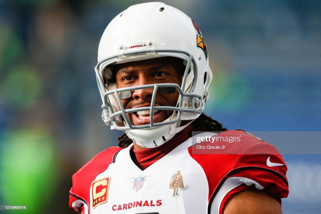 Arizona Cardinals v Seattle Seahawks : ニュース写真