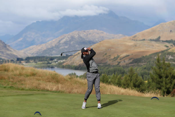 NZL: 2019 New Zealand Golf Open: Day 2