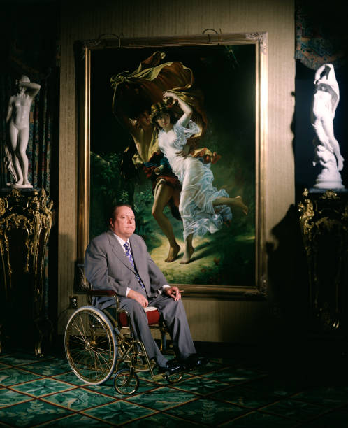 UNS: Hustler Founder Larry Flynt Dies At 78