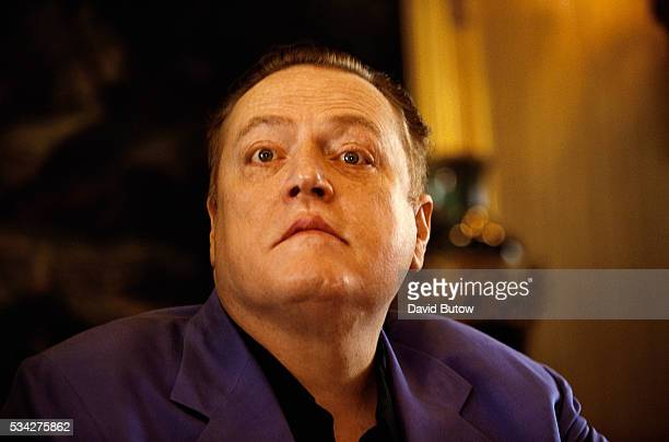 Larry Flynt publishes the pornography magazine Hustler In 1998 he is denying accusations of sexual abuse made by his daughter Tonya FlyntVega in her...