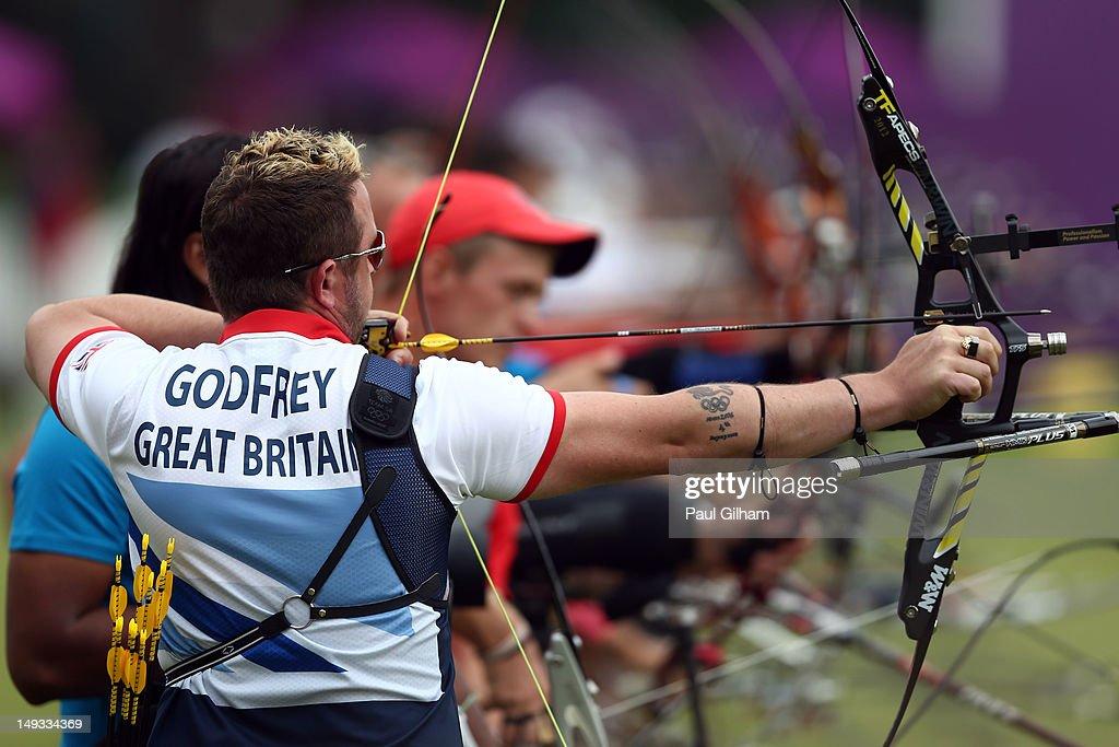 Olympics Opening Day - Archery
