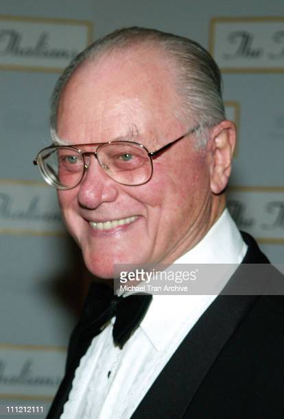 Larry Hagman during The Thalians 50th Anniversary Musical Extravaganza Gala Arrivals at Hyatt Regency Century City Plaza in Los Angeles California...