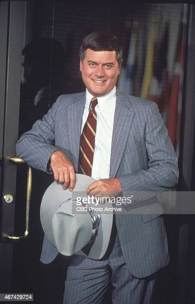 Larry Hagman for the television show DALLAS Image dated June 1 1978