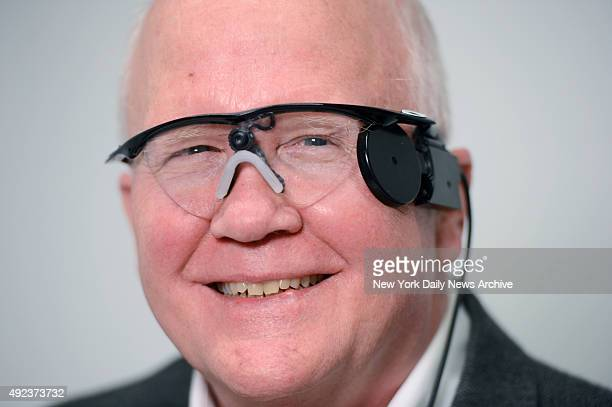 Larry Hester has a bionic eye and is able to see again after 33 years the North Carolina tire salesman is in New York with his wife Jerry to see the...