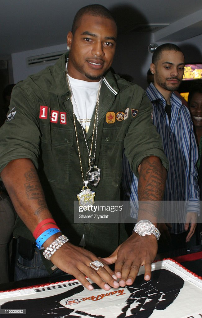Larry Johnson's Birthday Party - October 6, 2005
