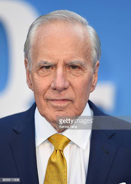 Larry Kane arrives for the World premiere of 'The Beatles Eight Days A Week The Touring Years' at Odeon Leicester Square on September 15 2016 in...