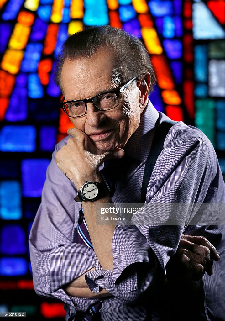 Larry King, Los Angeles Times, July 5, 2016
