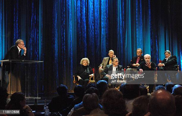 Larry King Phyllis Diller Shecky Greene Shelley Berman Norm Crosby George Carlin and Jerry Lewis