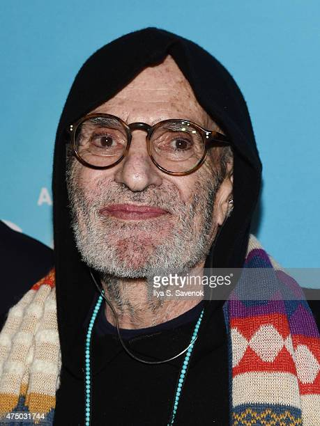 Larry Kramer attends An Act Of God Broadway Opening Night on May 28 2015 in New York City