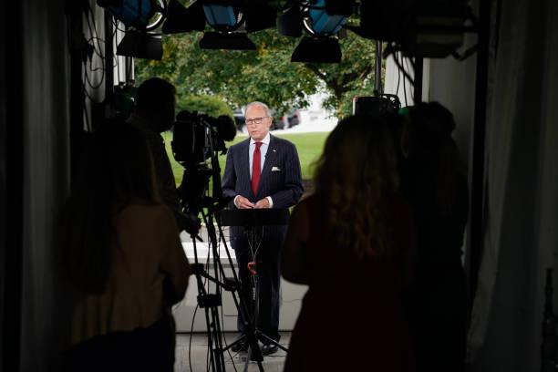 DC: National Economic Council Director Larry Kudlow Interview