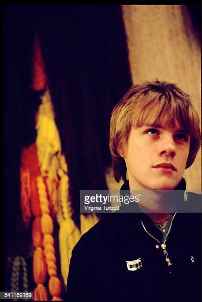 Larry Mullen Jnr of Irish rock band U2 Belgium 18 October 1980