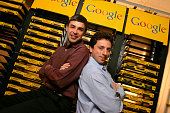Larry page cofounder and president products and sergey brin cofounder picture id524412020?s=170x170
