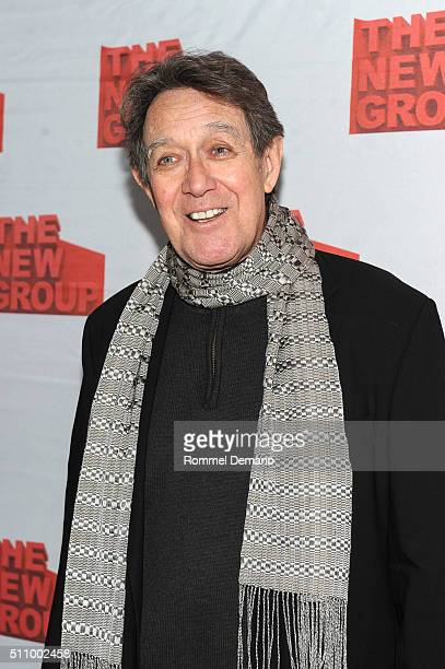 Larry Pine attends Buried Child opening night at KTCHN Restaurant on February 17 2016 in New York City