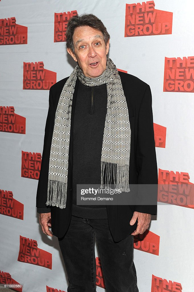 Larry Pine attends 'Buried Child' opening night at KTCHN Restaurant on February 17, 2016 in New York City.