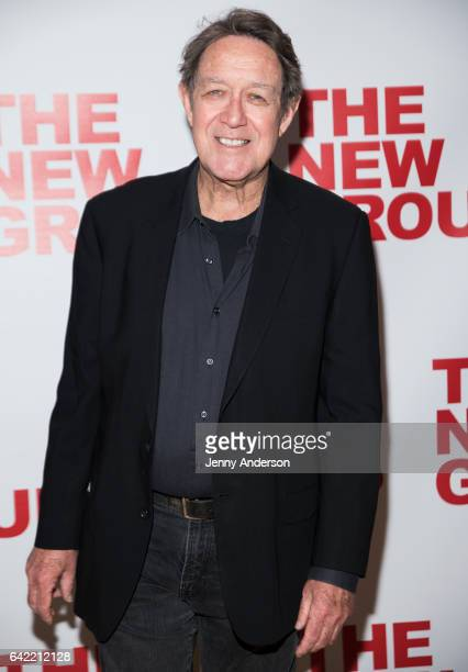 Larry Pine attends Evening At The Talk House opening night at Green Fig Urban Eatery on February 16 2017 in New York City