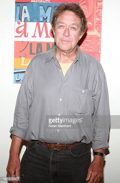 Larry Pine attends the AdA photo call at La MaMa Rehearal Studios on September 18 2012 in New York City
