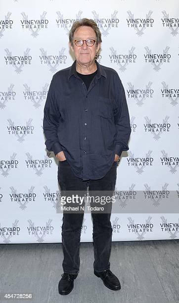 Larry Pine attends the Billy Ray Cast Photocall at Davenport Studios on September 5 2014 in New York City
