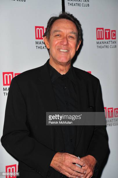 Larry Pine attends The Royal Family Opening Night and After Party at Samuel J Friedman Theater and Planet Hollywood on October 8 2009 in New York City