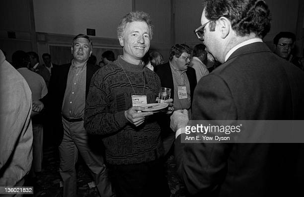 Larry Tesler from Apple Computer at the annual PC Forum Tucson Arizona March 1013 1991