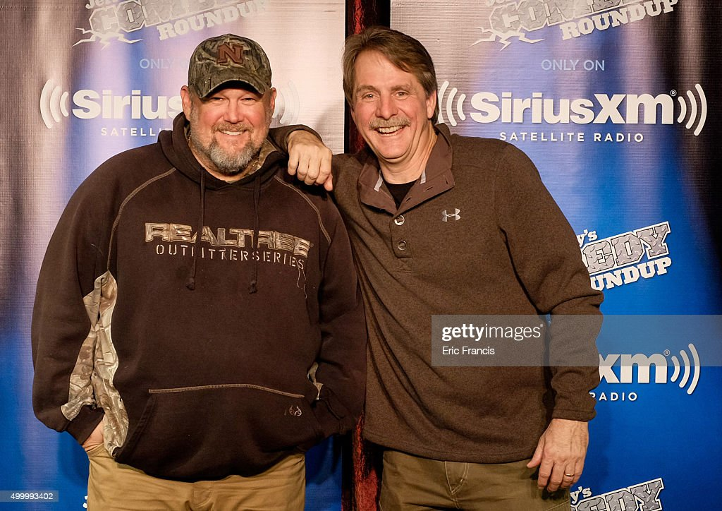 SiriusXM Presents Jeff Foxworthy & Larry The Cable Guy At The Funny Bone Club In Omaha, NE For A Special Comedic Conversation To Air On SiriusXM's Jeff & Larry's Comedy Roundup Channel