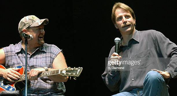 Larry the Cable Guy and special guest Jeff Foxworthy