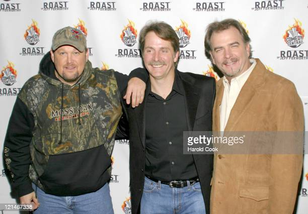 Larry the Cable Guy Jeff Foxworthy and Bill Engvall