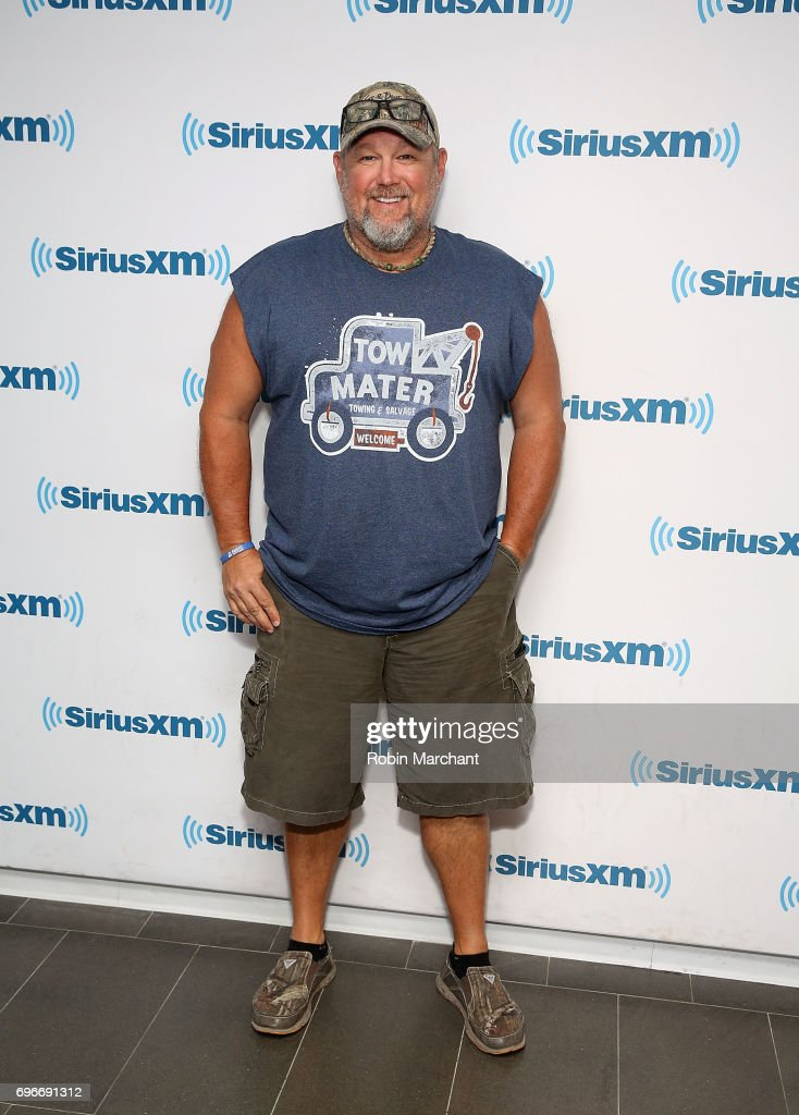 Celebrities Visit Sirius XM - June 16, 2017