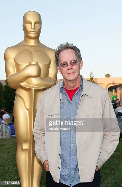 Larry Wilson attends The Academy Of Motion Picture Arts And Sciences' Oscars Outdoors Screening Of Beetlejuice on June 22 2013 in Hollywood California