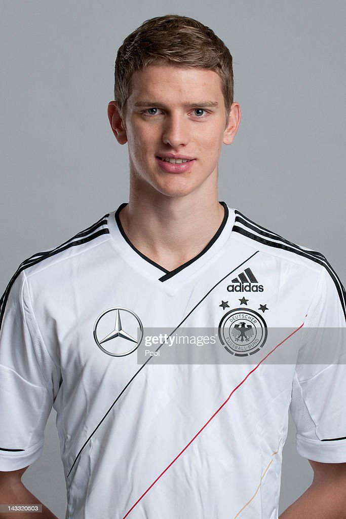 Lars Bender of Germany poses during a national team photocall on November 14, 2011 in Hamburg, Germany.