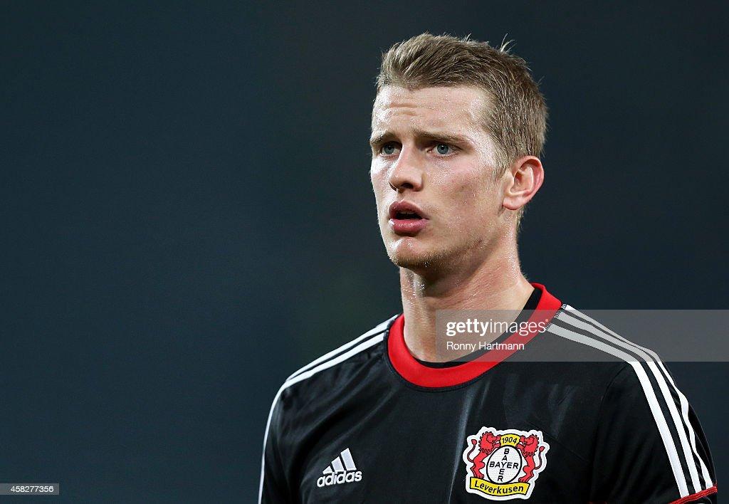 1. FC Magdeburg v Bayer Leverkusen - DFB Cup : News Photo