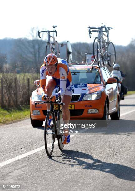 Lars BOOM Rabobank Prologue du Paris Nice Montfort l'Amaury Yvelines France Photo Dave Winter / Icon Sport