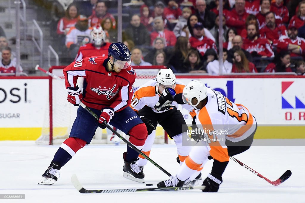 Philadelphia Flyers v Washington Capitals