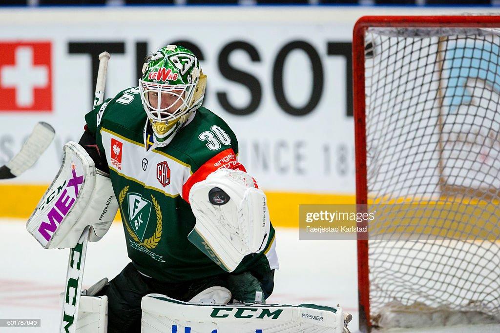 Farjestad Karlstad v Comarch Cracovia - Champions Hockey League