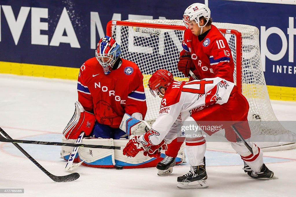 Denmark v Norway - 2015 IIHF Ice Hockey World Championship
