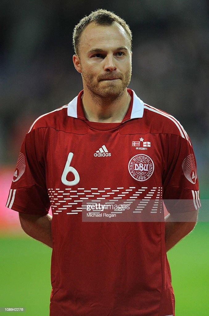 Lars Jacobsen of Denmark looks...
