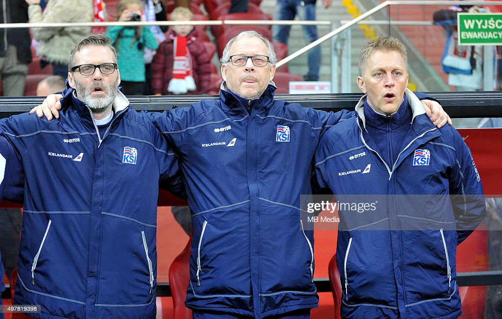Poland v Iceland -  Iceland Stock : News Photo