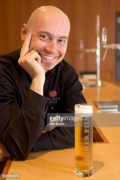 Lars Larsen is the brewmaster at Trumer Brauerei in Berkeley Calif They produce a pilsner beer at their Bay Area facility