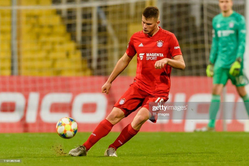 Bayern Muenchen II v FC Wuerzburger Kickers - 3. Liga : News Photo
