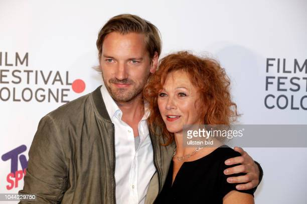 Lars Oberhäuser und Heike Trinker bei der Eröffnung des 27 Film Festival Cologne am 29 September 2017 im Filmpalast Hohenzollernring 22 50672 Köln