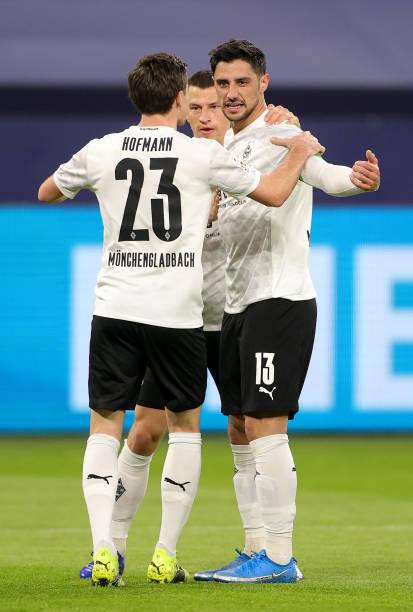 DEU: FC Schalke 04 v Borussia Moenchengladbach - Bundesliga