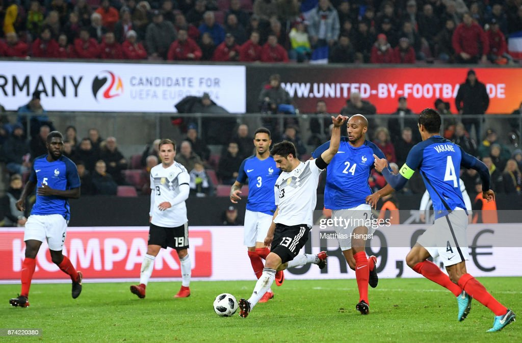 Germany v France - International Friendly