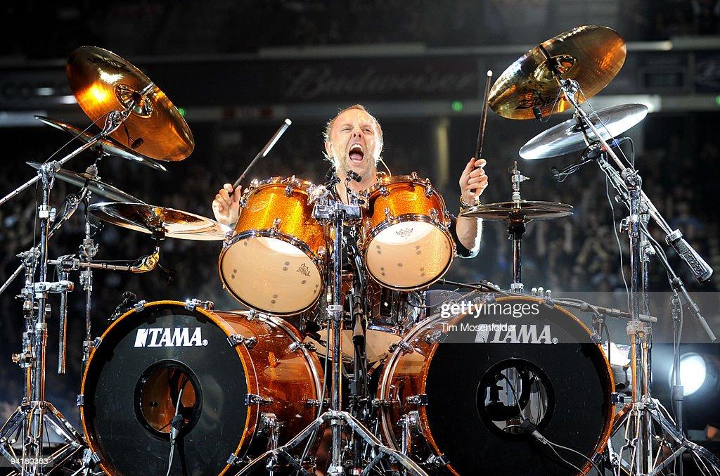 Metallica In Concert - Sacramento, CA : News Photo