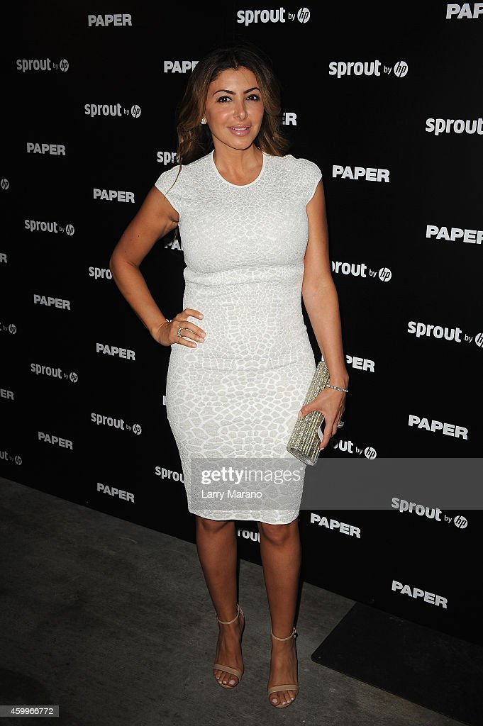 Larsa Pippen attend Paper Magazine, Sprout By HP & DKNY Break The Internet Issue Release at 1111 Lincoln Road on December 4, 2014 in Miami, Florida.