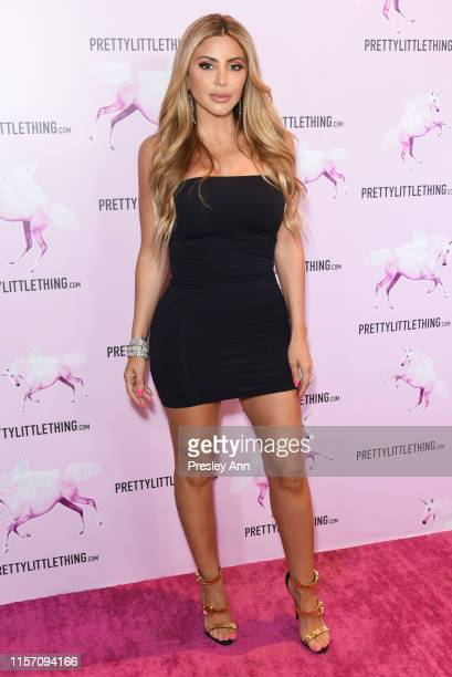Larsa Pippen attends Pretty Little Thing's BET awards pre party at Pretty Little Thing Showroom on June 19 2019 in West Hollywood California