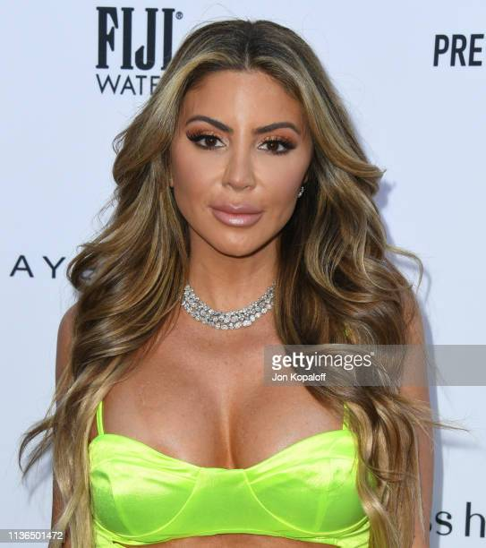 Larsa Pippen attends The Daily Front Row's 5th Annual Fashion Los Angeles Awards at Beverly Hills Hotel on March 17 2019 in Beverly Hills California
