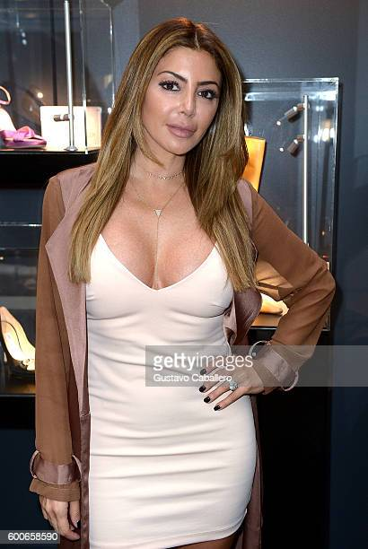 Larsa Pippen attends the Nike Kids Rock Cocktails Canapes event during New York Fashion Week The Shows on September 8 2016 in New York City