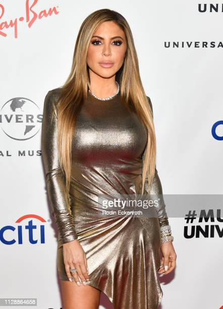 Larsa Pippen attends the Universal Music Group's 2019 After Party To Celebrate The GRAMMYs at ROW DTLA on February 10 2019 in Los Angeles California