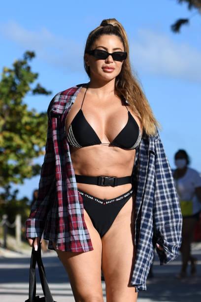 FL: Celebrity Sightings In Miami -  February 27, 2021
